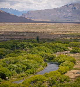 Fly Fishing the Chubut River, Argentina